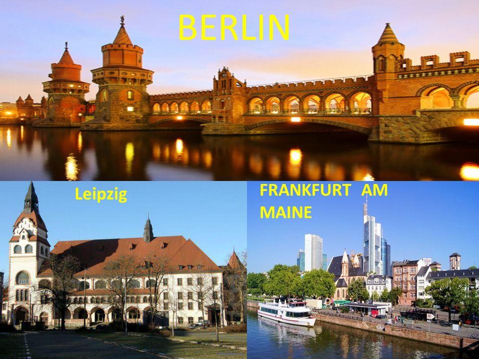 Leipzig FRANKFURT AM MAINE BERLIN