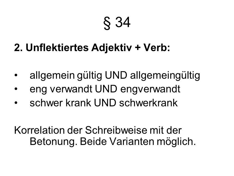 § 34 2.