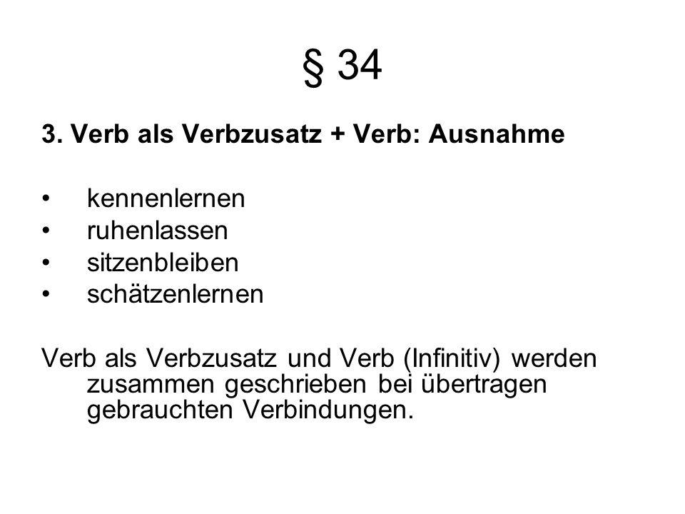 § 34 3.