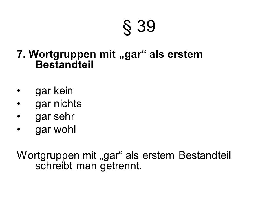 § 39 7.