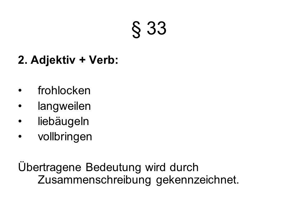 § 33 2.