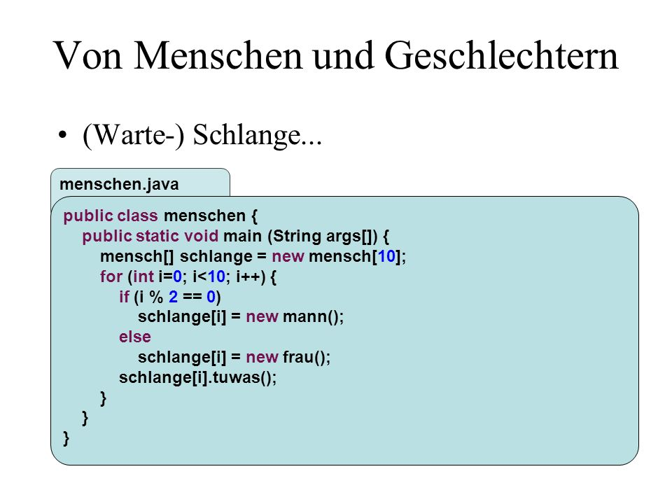 2.Tag Parameter lesen 'echo' I/O Exceptions Gehaltsschecks 'cat', 'wc', 'mailto',...