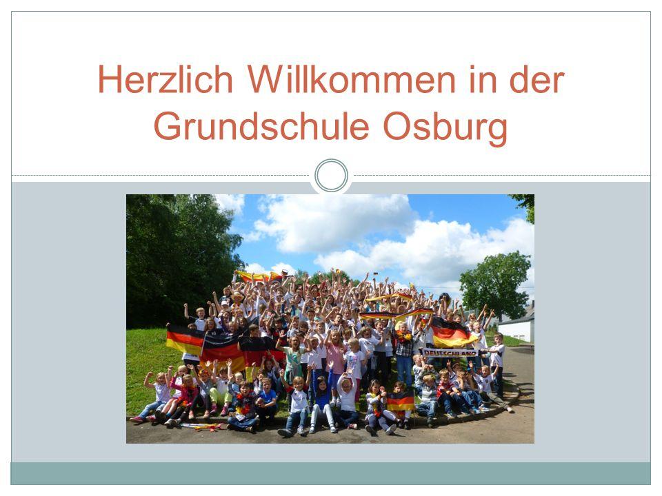 Herzlich Willkommen in der Grundschule Osburg