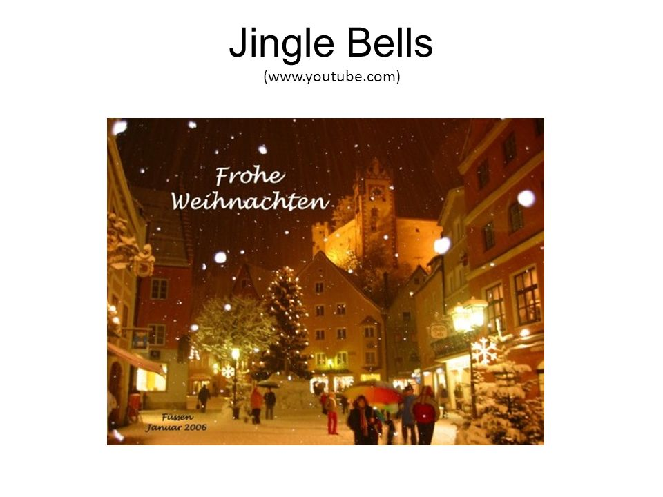 Jingle Bells (www.youtube.com)