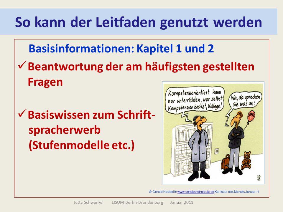 Übersicht 1.Fragen zu Lese-Rechtschreib-Schwierigkeiten 2.