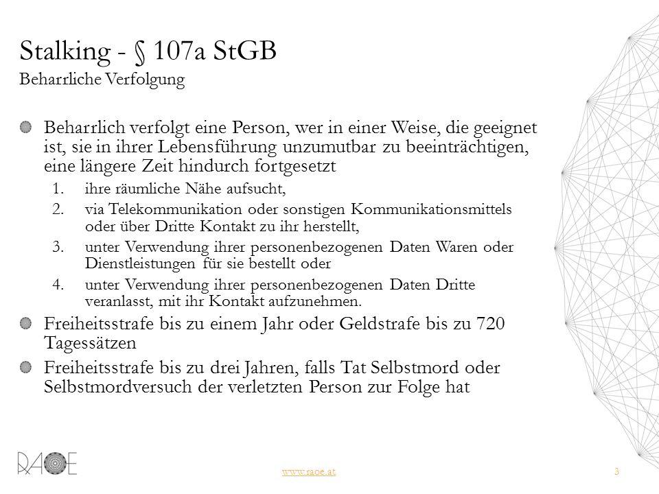 Kreditschädigung / Ehrenbeleidigung gegen Unternehmer - 1 www.raoe.at44