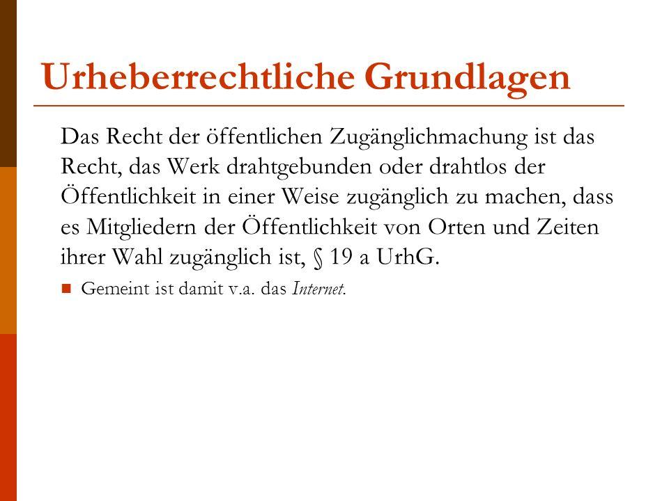 """Der Dritte Korb – ein Ausblick  In der Bundestagsdebatte zur Verabschiedung des """"Zweiten Korbes wurde ein """"Dritter Korb für Bildung und Wissenschaft in Aussicht gestellt:  Mögliche Inhalte: Zweitveröffentlichungsrecht in § 38 UrhG Generelle Freigabe des elektronischen Kopienversandes Campusweiter Zugriff statt Leseplätze bei § 52 b UrhG Entfristung von § 52 a UrhG"""