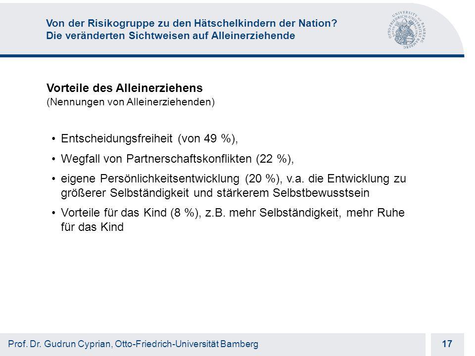Otto-Friedrich-Universität Bamberg 17 Prof. Dr.