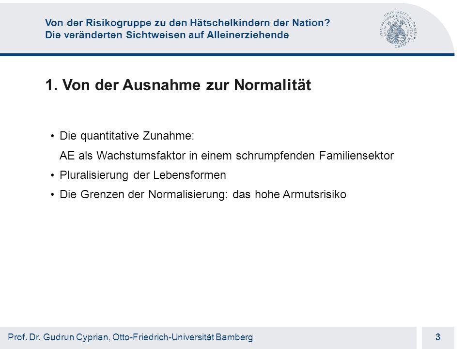 Otto-Friedrich-Universität Bamberg 14 Prof.Dr.