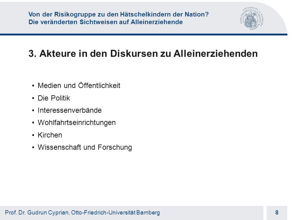 Otto-Friedrich-Universität Bamberg 19 Prof.Dr.