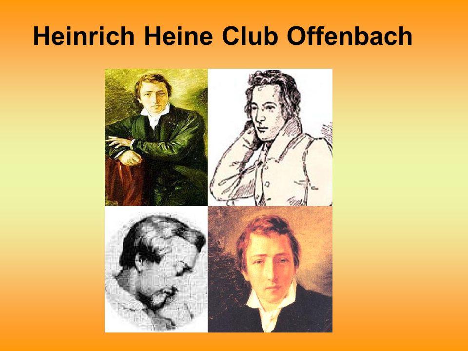 Heinrich Heine Club Offenbach