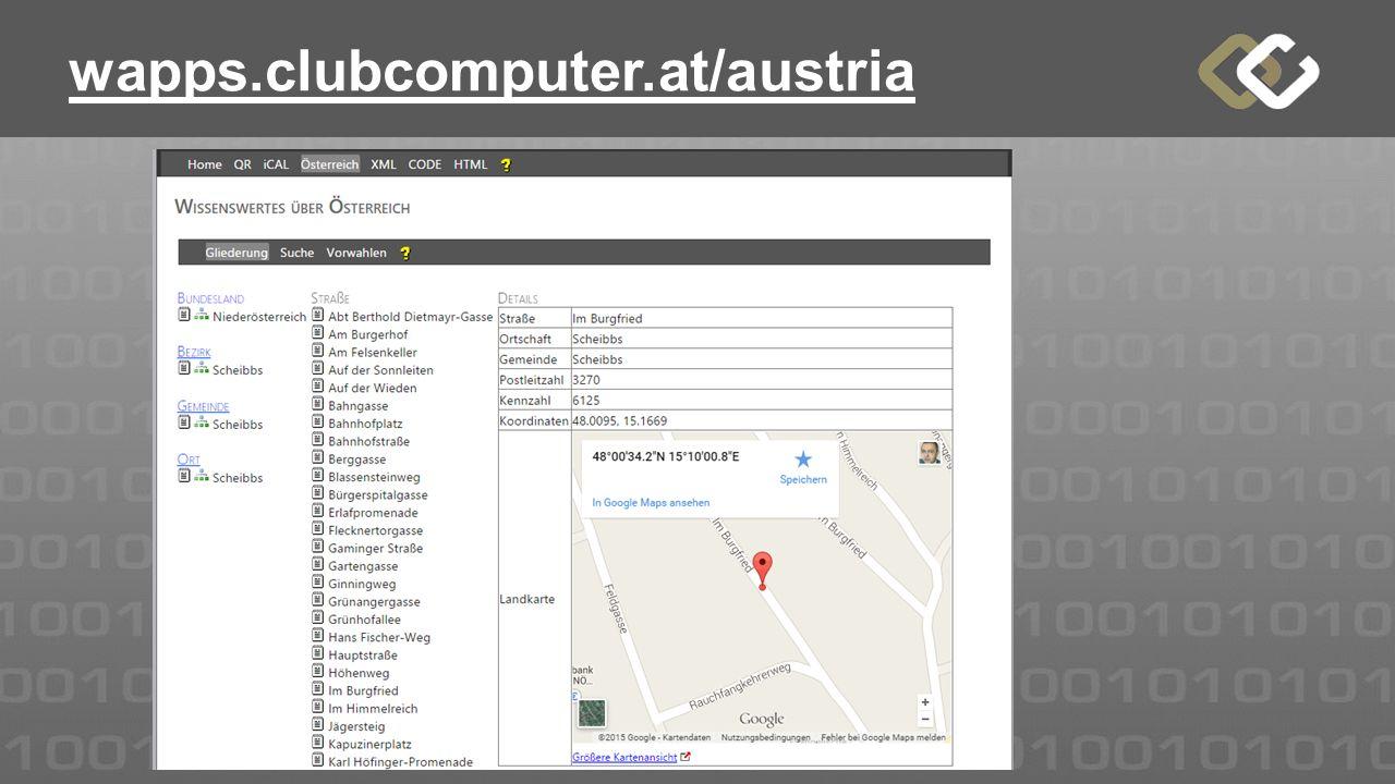 wapps.clubcomputer.at/austria