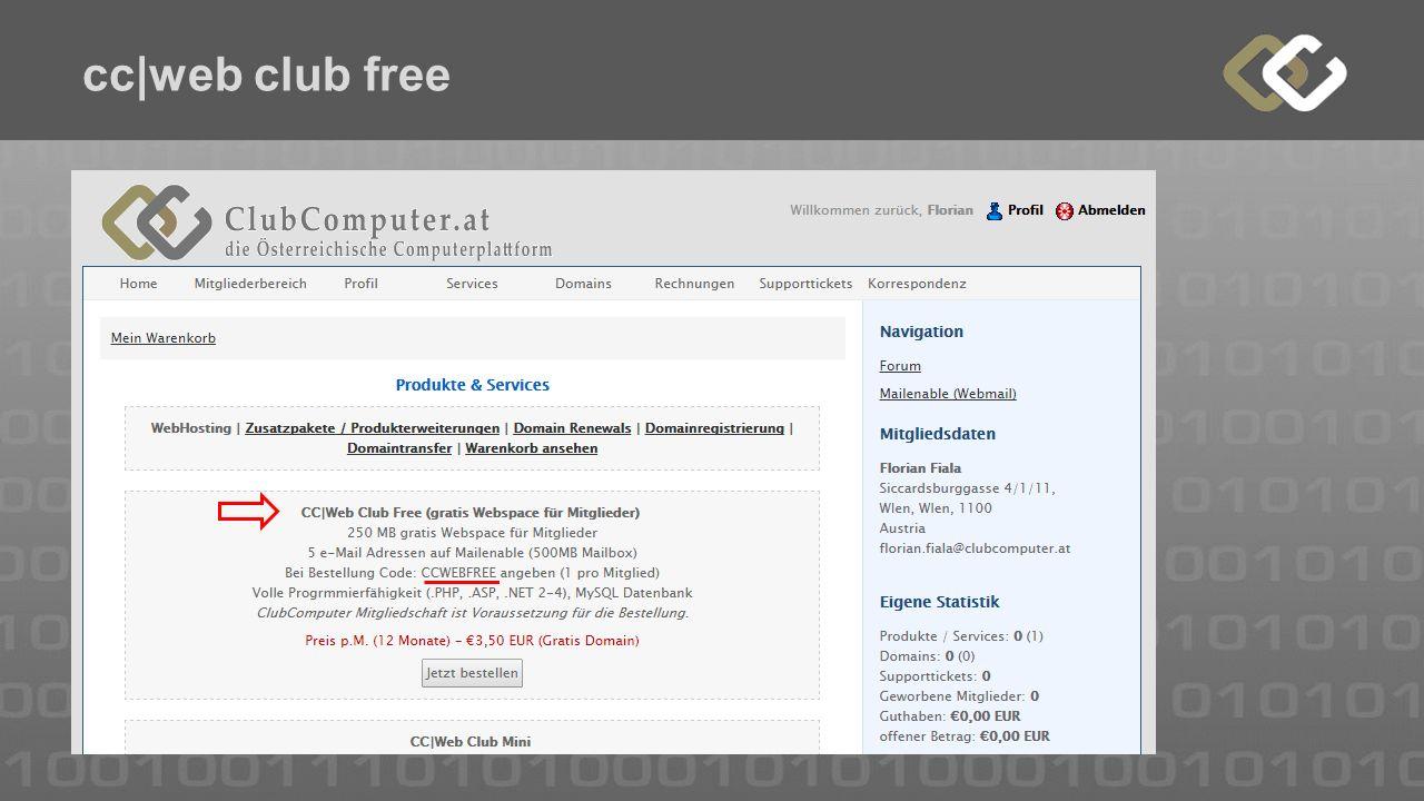 cc|web club free