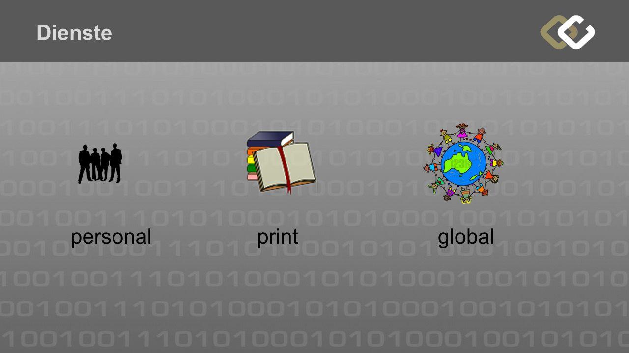 Dienste personalprintglobal