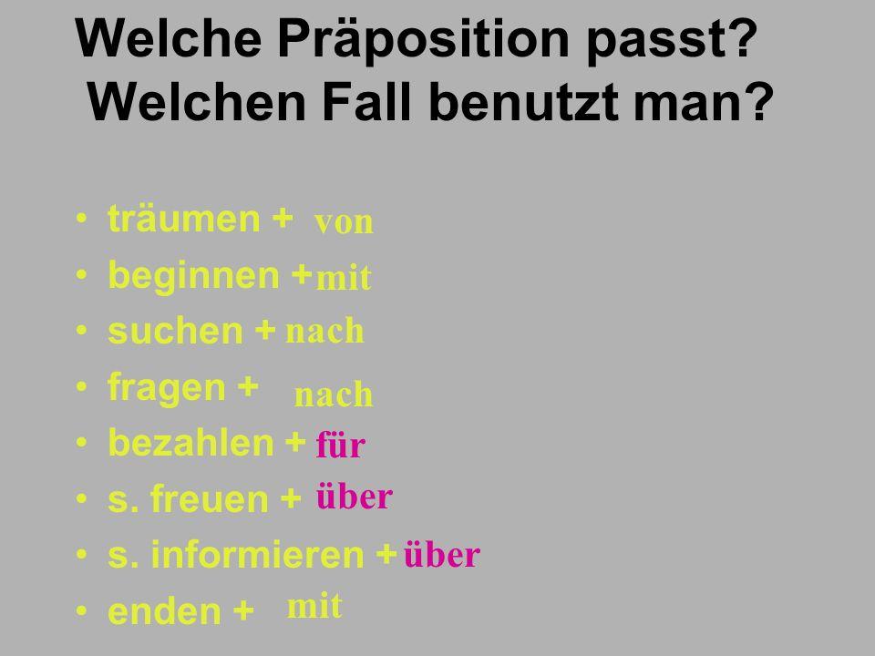 Worüber informiert sie sich? über die Grammatik der deutschen Sprache!