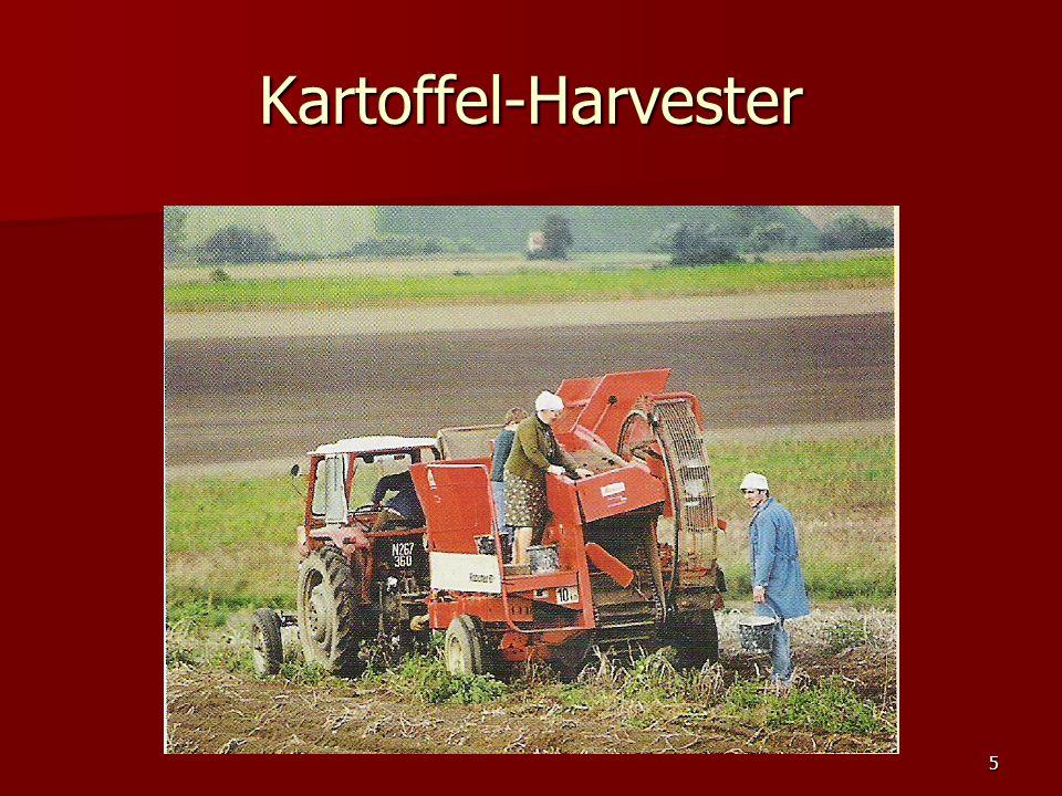 5 Kartoffel-Harvester