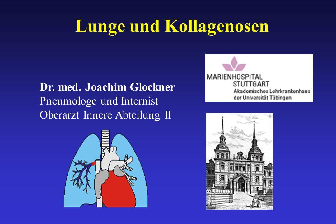 Lunge und Kollagenosen Dr. med.