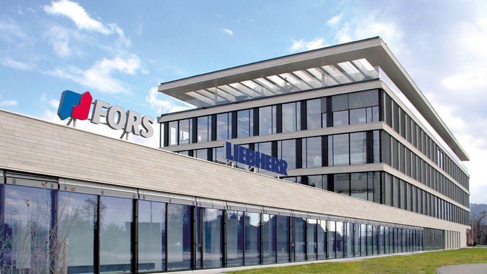 Teamorientiert Der Erfolg von FORS basiert auf Vertrauen und Respekt FORS als Familienunternehmen setzt auf Konstanz und Nachhaltigkeit auch bei den Geschäftsbeziehungen.