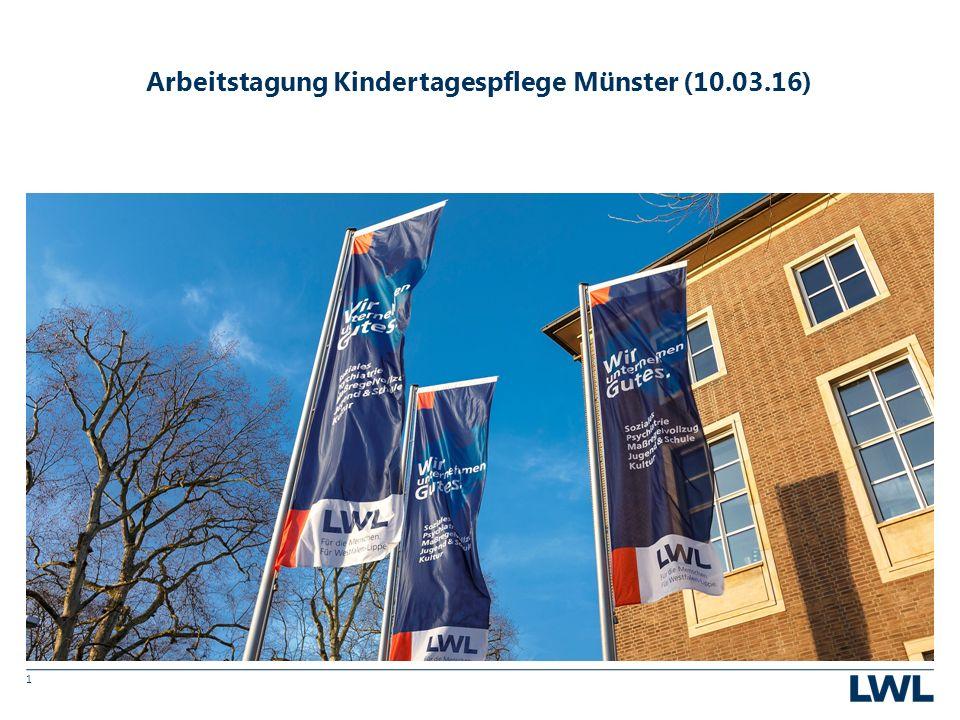 1 Arbeitstagung Kindertagespflege Münster (10.03.16)