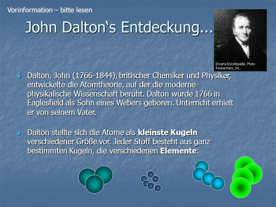 Rutherford denkt weiter… Der Atomkern ist im Vergleich zum gesamten Atom winzig klein: Der Atomkern-Durchmesser beträgt nur 1/10000 des ganzen Atoms.