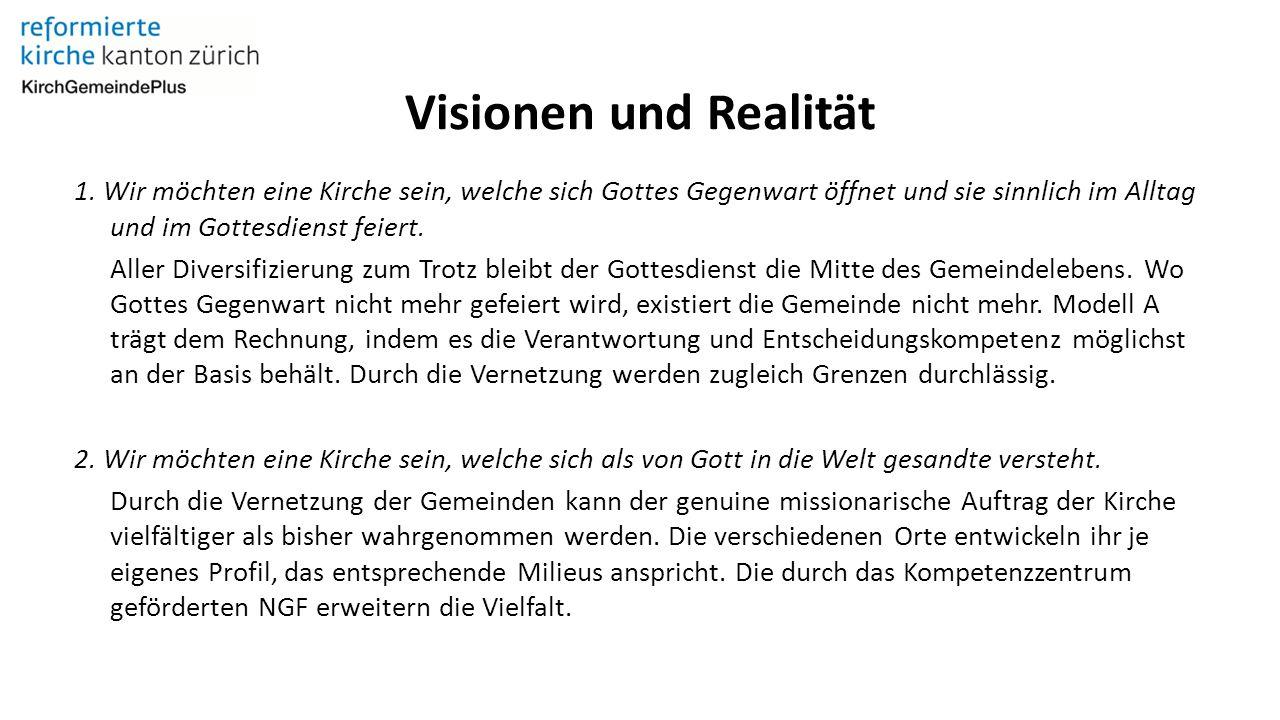Visionen und Realität 1.