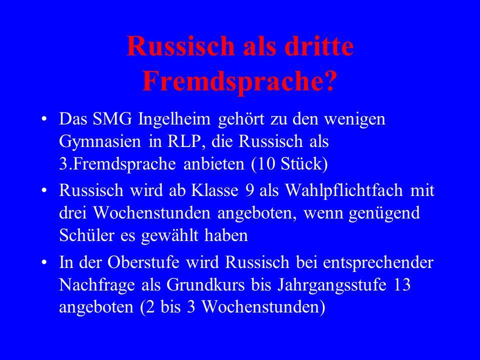 UNSERE SCHULE IST EINE SPRACHLICHE Sie ist spezialisiert auf Französisch und Deutsch