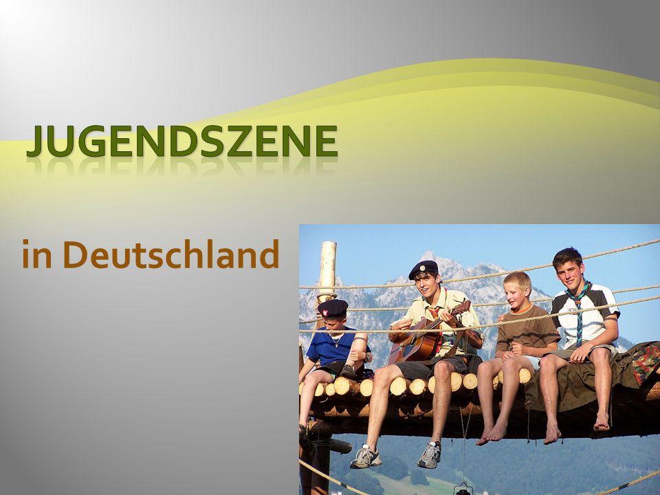 Unter Jugend versteht man in der westeuropäischen Kultur die Zeit zwischen Kindheit und Erwachsensein, also etwa zwischen dem 13.