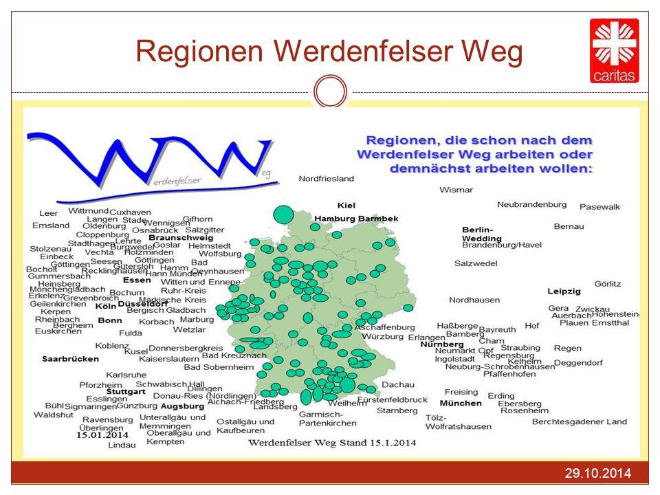 Regionen Werdenfelser Weg 29.10.2014