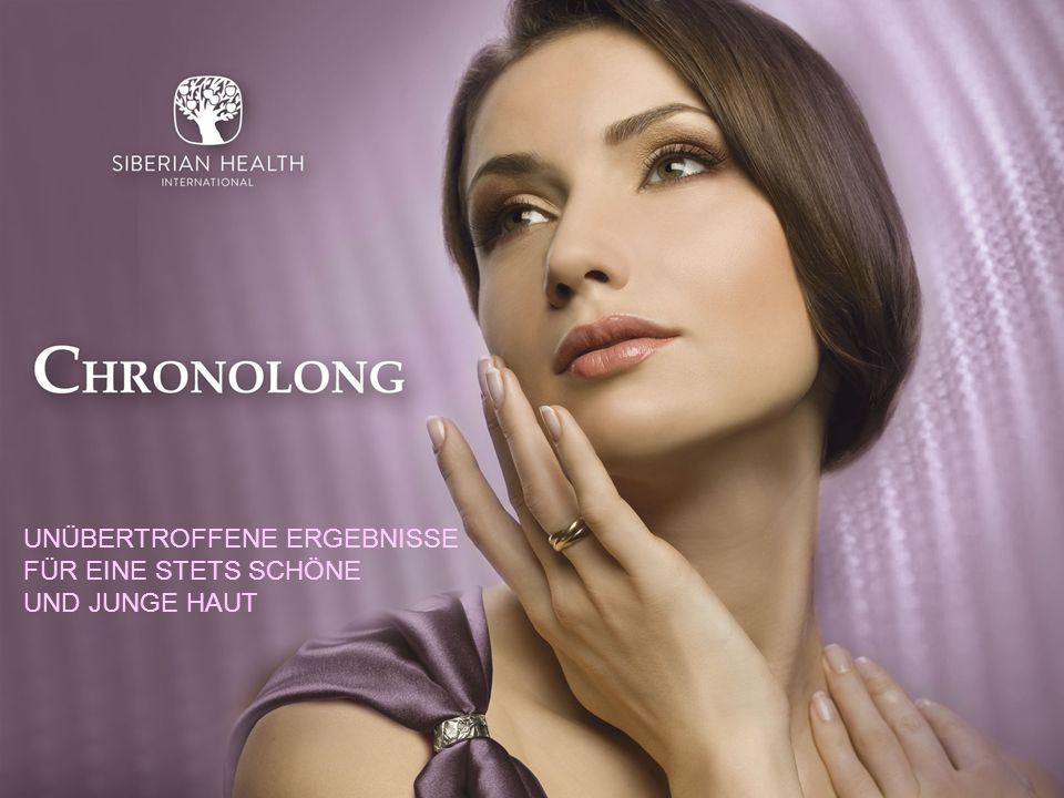 Die Produkte der Reihe Chronolong Ultra- Lifting wurden für die Korrektur von besonders komplizierten altersbedingten Veränderungen geschaffen – für die Wiederherstellung der Geschmeidigkeit und Elastizität der Haut und für das Modellieren der Gesichtskonturen.