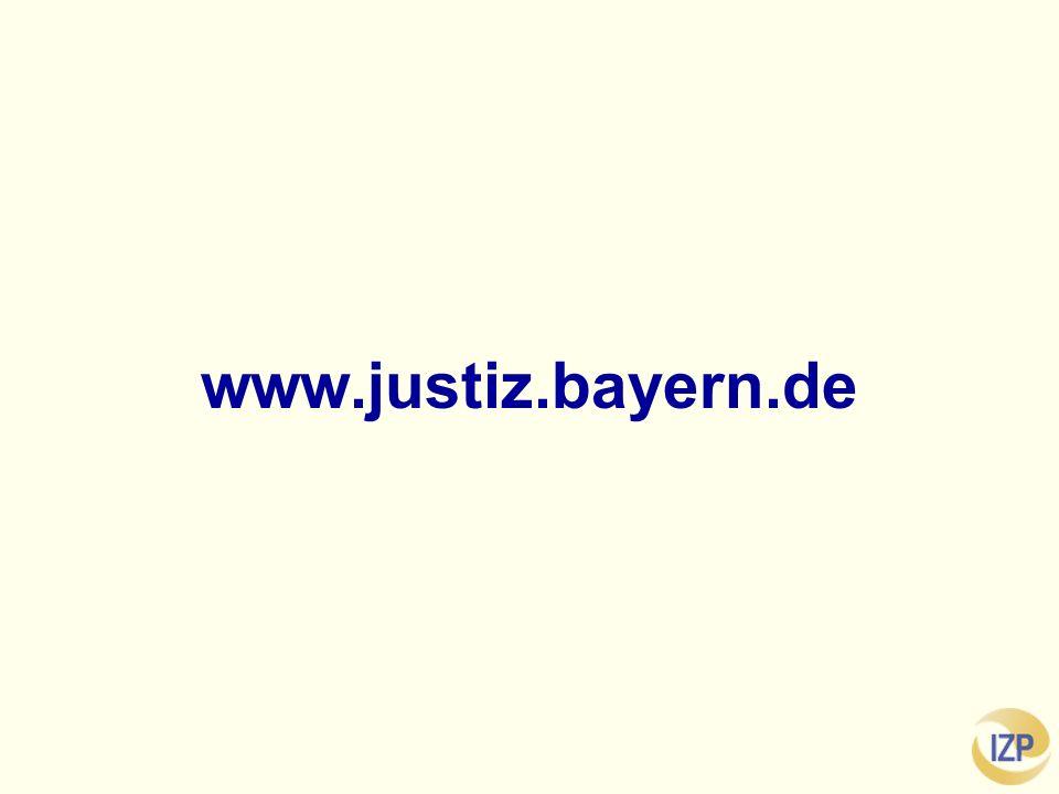 www.justiz.bayern.de