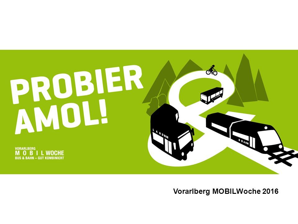 Vorarlberg MOBILWoche 2016