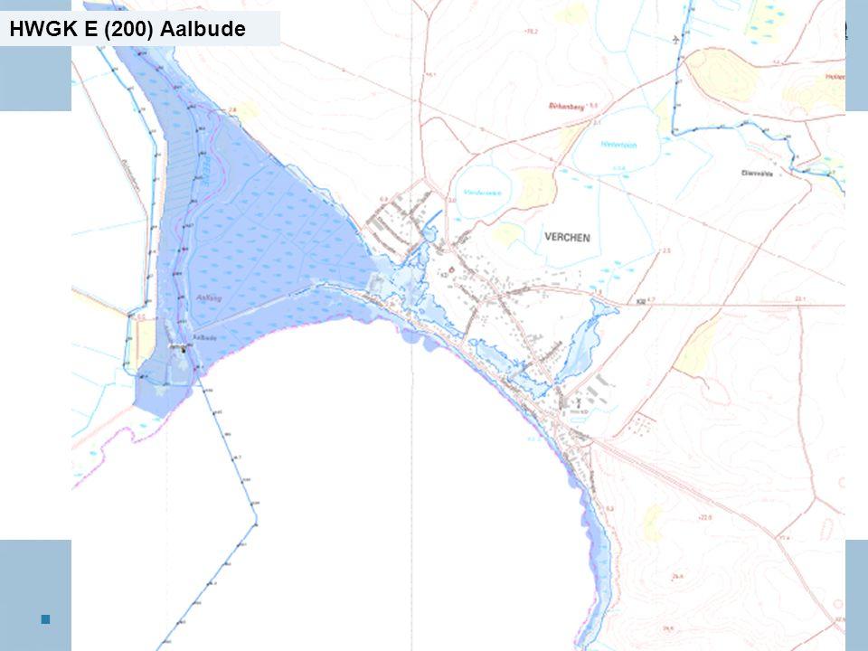 Staatliches Amt für Landwirtschaft und Umwelt Mecklenburgische Seenplatte 15 n Neubrandenburg, den 15.01.2014 HWGK E (200) Aalbude