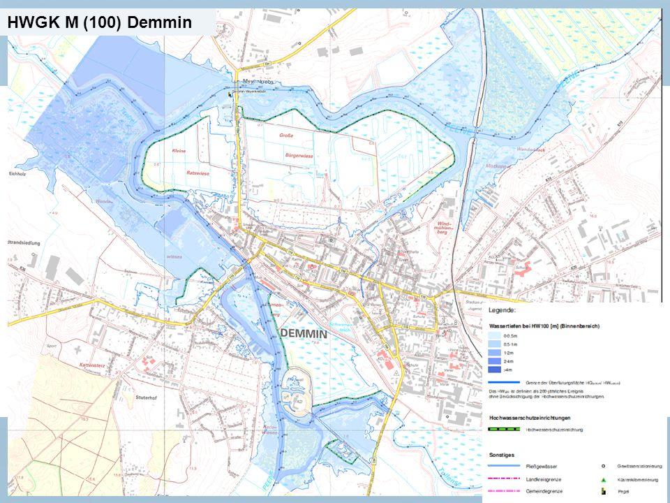 Staatliches Amt für Landwirtschaft und Umwelt Mecklenburgische Seenplatte 17 n Neubrandenburg, den 15.01.2014 HWGK M (100) Demmin