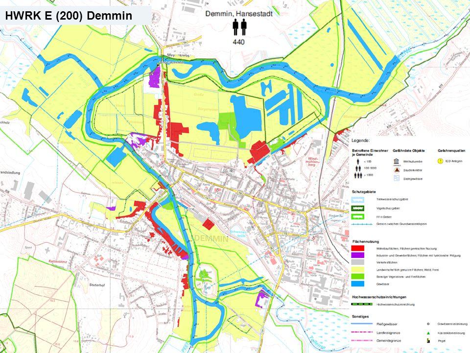 Staatliches Amt für Landwirtschaft und Umwelt Mecklenburgische Seenplatte 19 n Neubrandenburg, den 15.01.2014 HWRK E (200) Demmin