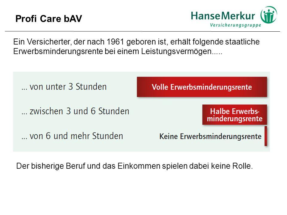 Steuerliche Handhabung von Berufsunfähigkeits-Versicherungen: Renten- leistung aus...1.Schicht2.