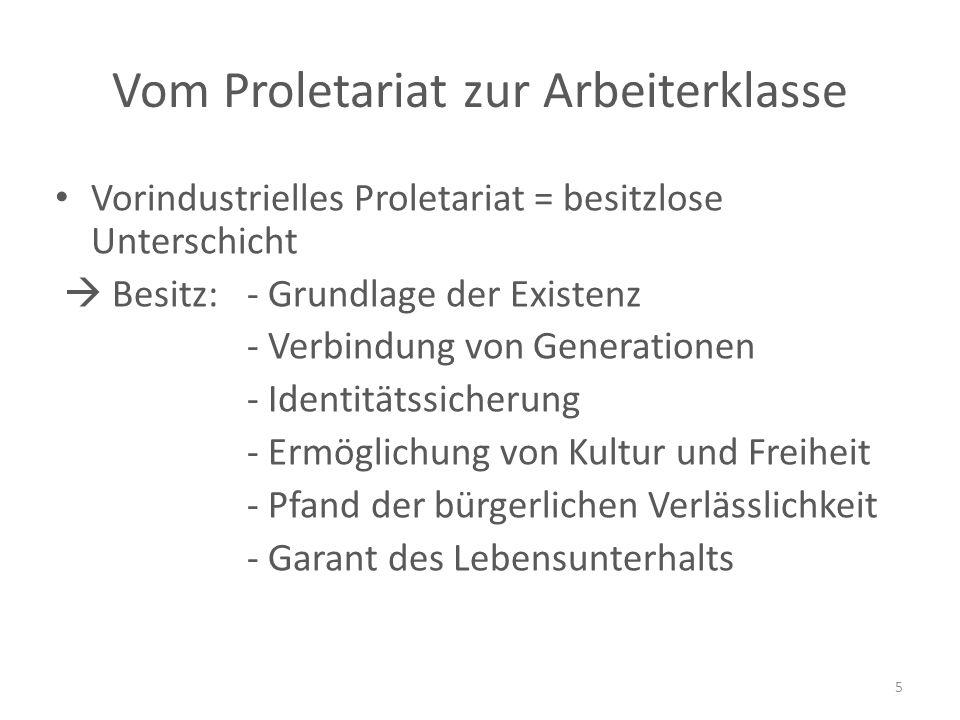 """Rollenspiel """"Von der Bewegung zur Gewerkschaft 16"""