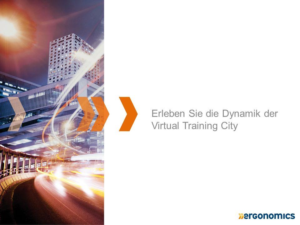 Erleben Sie die Dynamik der Virtual Training City