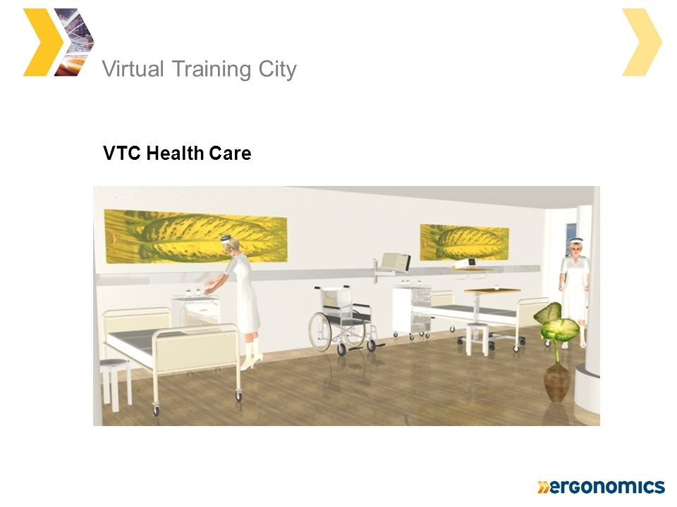 Virtual Training City VTC Health Care