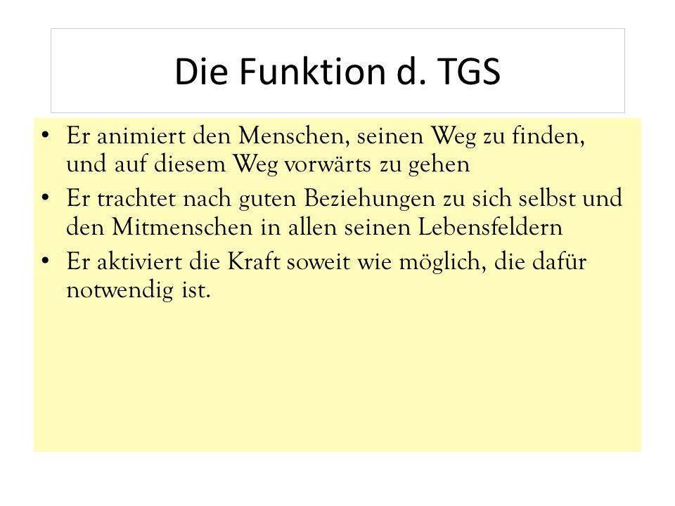 Die Funktion d.