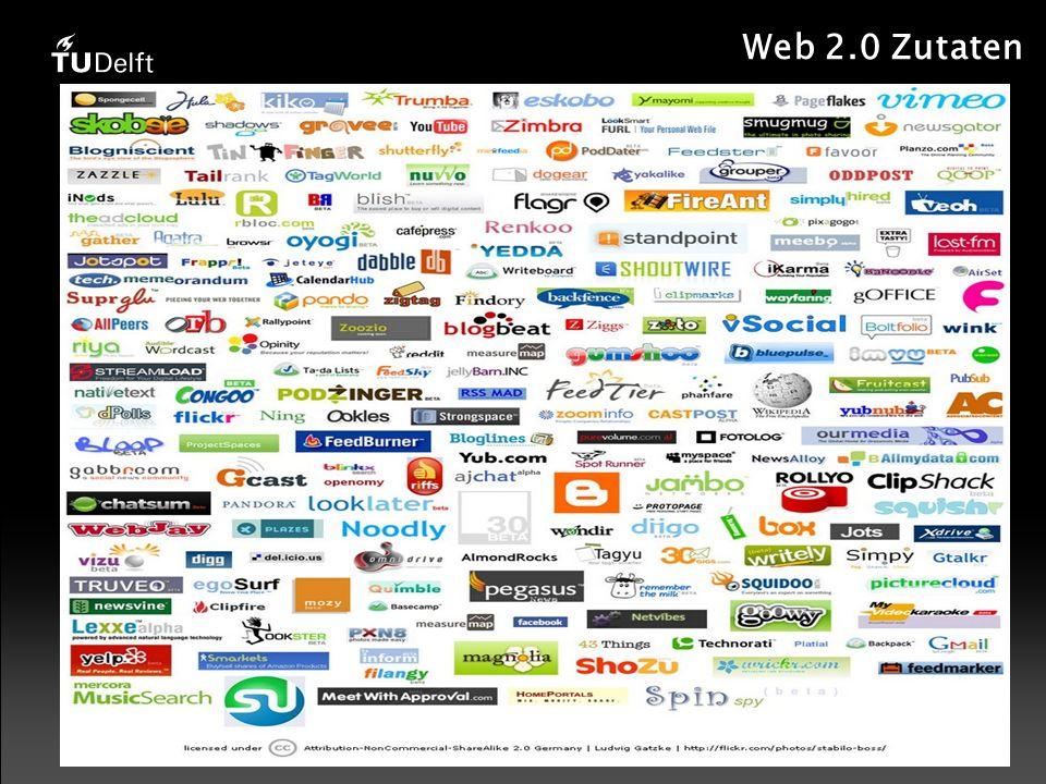 6 Web 2.0 Zutaten