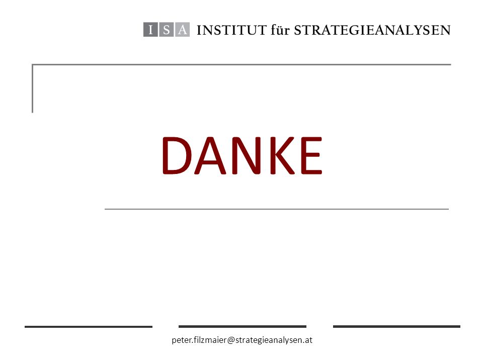 DANKE peter.filzmaier@strategieanalysen.at