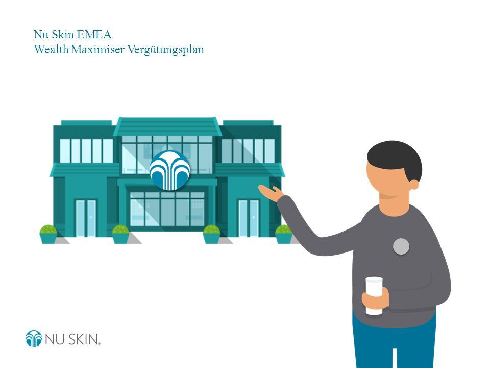 Nu Skin EMEA Wealth Maximiser Vergütungsplan