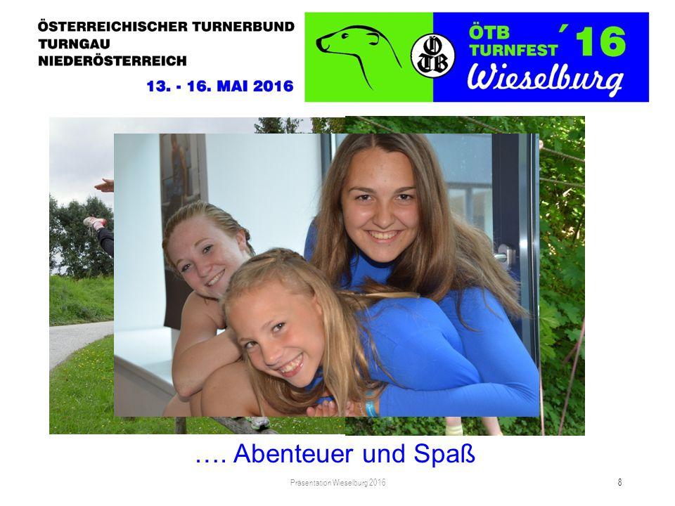 Turnfest ist … Turnfest Baden 2011 vom 10.bis 13.