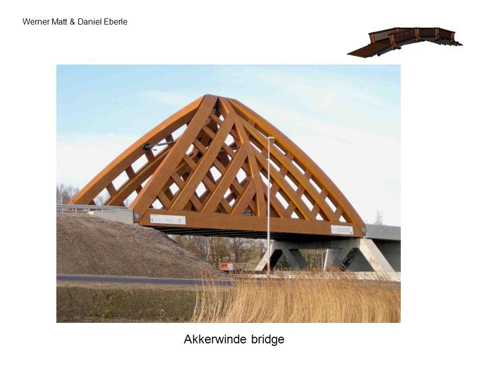 Werner Matt & Daniel Eberle Akkerwinde bridge