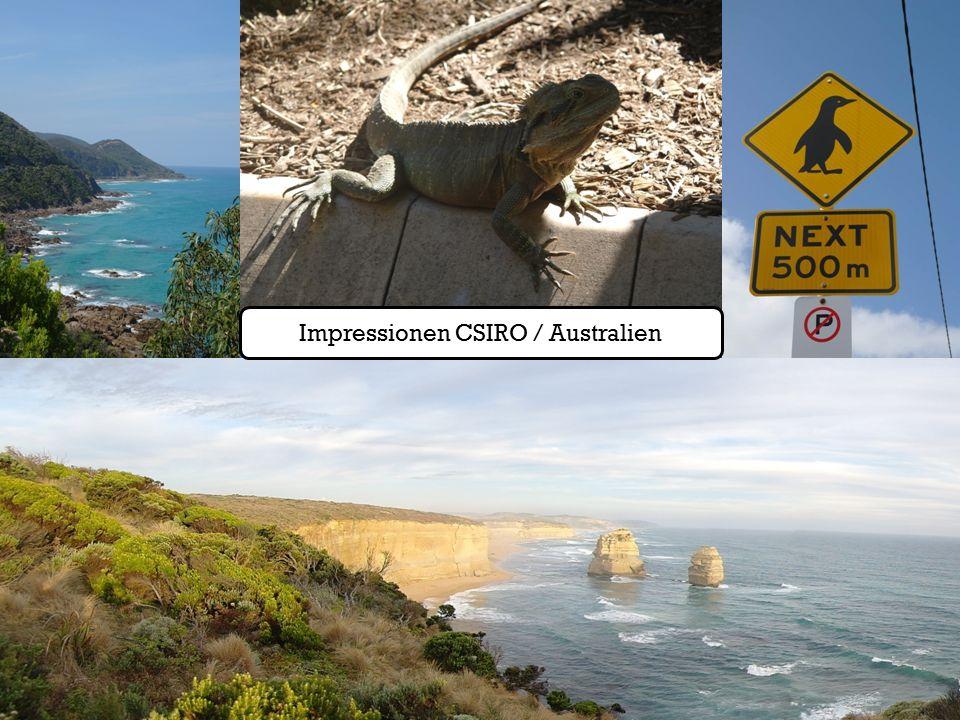 Impressionen CSIRO / Australien