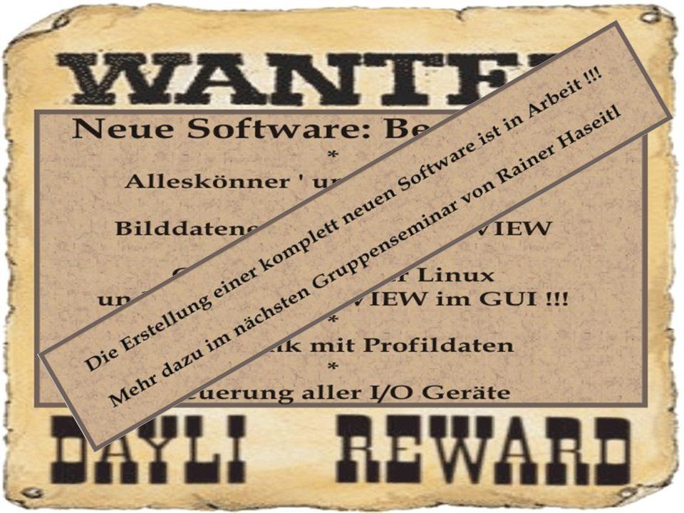 Christiane Andre BIF's & Leuchttargets Folie 20 Leuchttarget Software - die Neue !!!