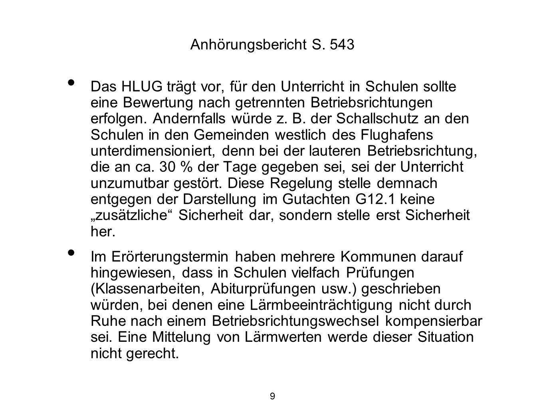 9 Anhörungsbericht S.