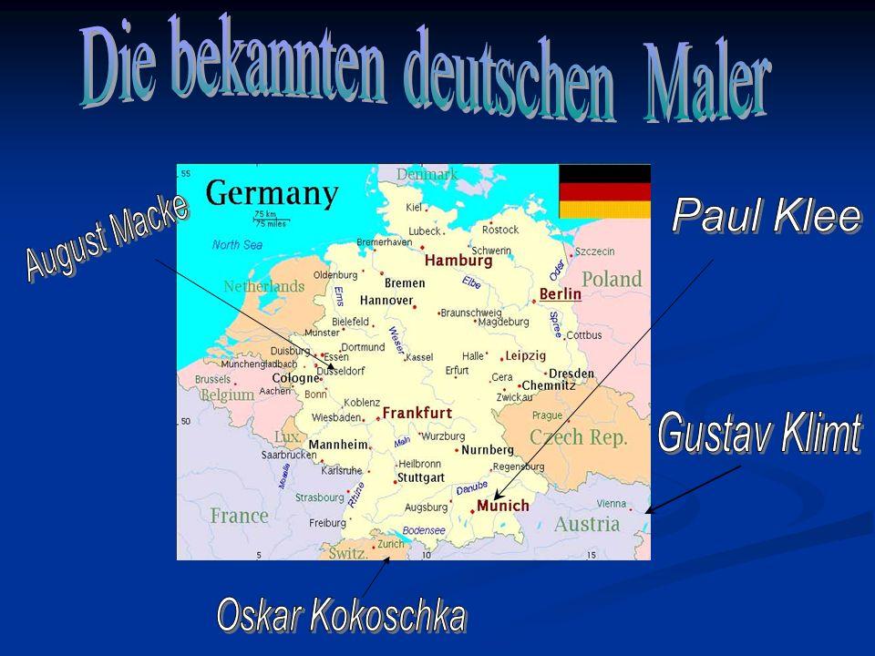 Oskar Kokoschka (1886-1980) Die kurze Biografie: Österreichischer Maler, Grafiker und Dichter.