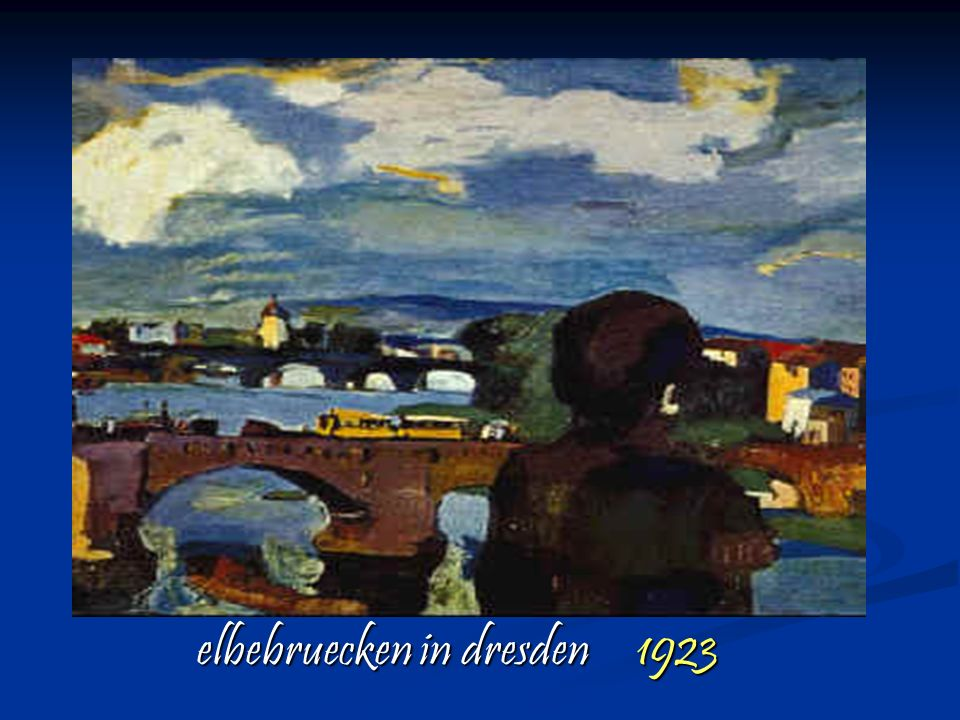 elbebruecken in dresden 1923 elbebruecken in dresden 1923