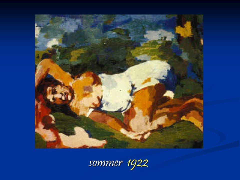 sommer 1922 sommer 1922
